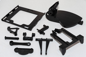 Custom Auto Spare Parts Injection Molding