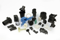 Custom Plastic Injection Molding Parts