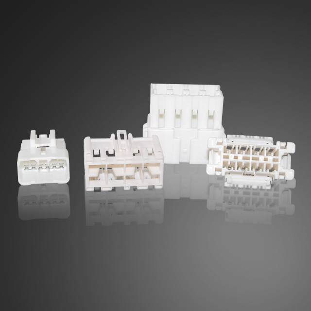 Automotive Electrical Connector Injection Molding