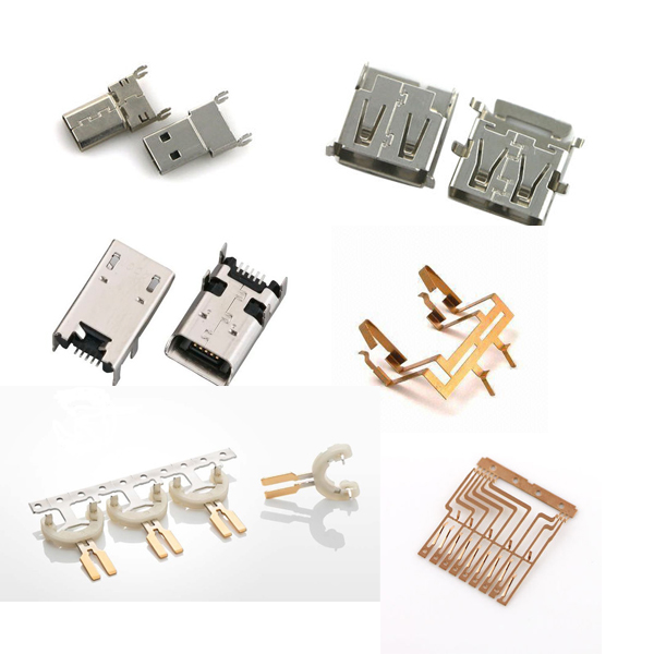 Customized Precision Metal Stamping Die Progressive Parts