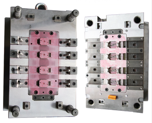 Plastic Injection Molding Tools for Electronic Connector