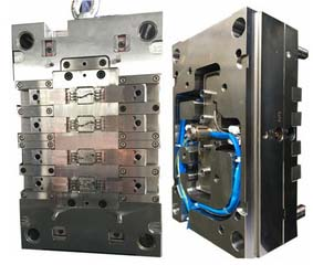 Plastic Injection Mold To Customized Digital Camera Parts