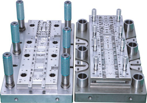 Customized Metal Progressive Die Stamping Mold Design